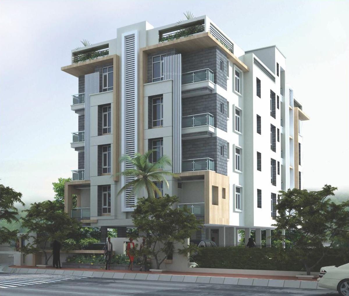 Elevation Stones Bangalore : Main elevation image of living stone aarudha unit