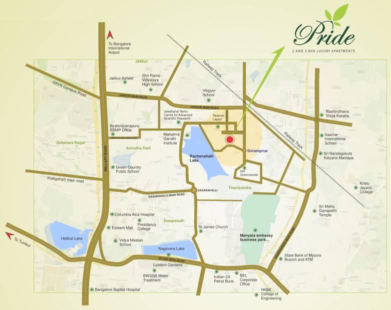 Images for Location Plan of Elegant Pride
