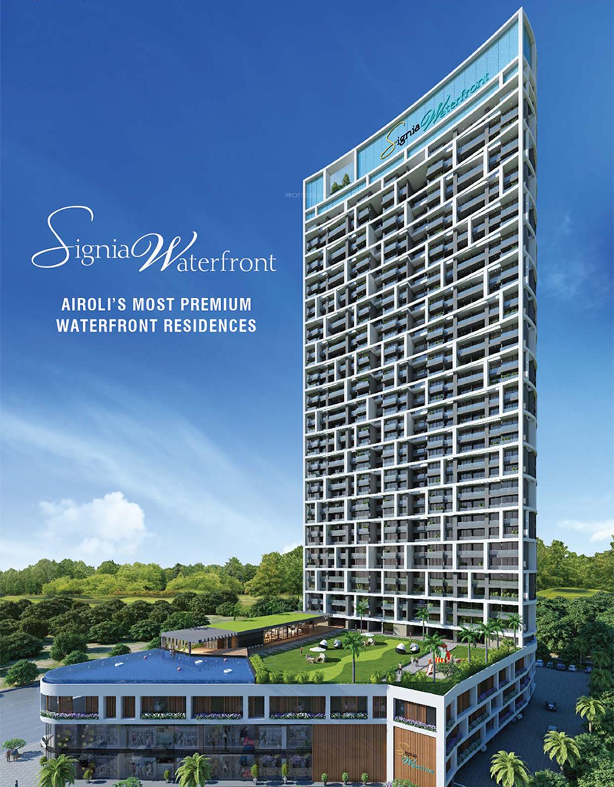 3 Bhk In Airoli Buy 3 Bhk Apartments Flats For Sale In Airoli Mumbai