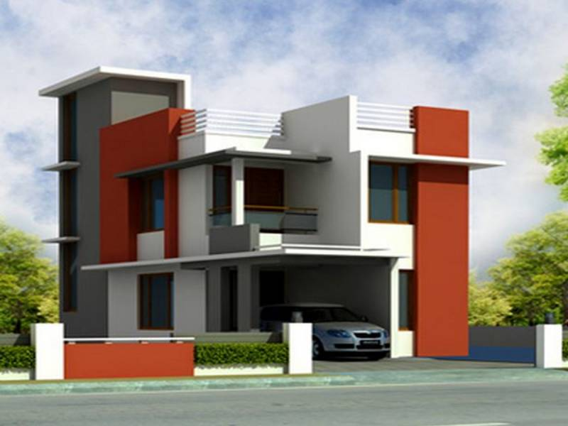 silver-mound-villas Elevation
