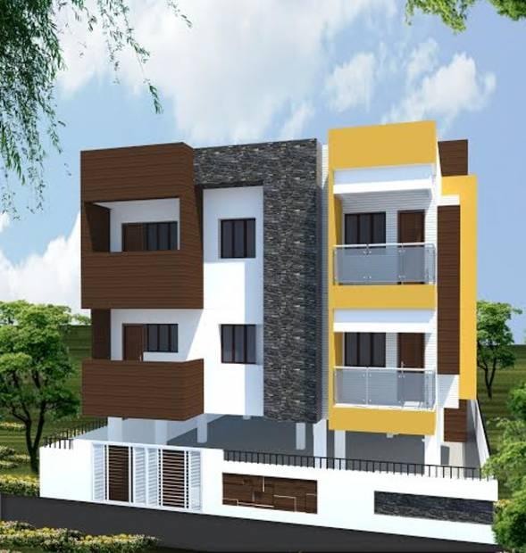 Images for Elevation of JBM Mytri