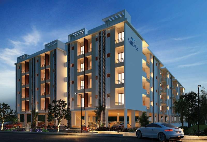 Images for Elevation of Artha Midas at Neo Smart City