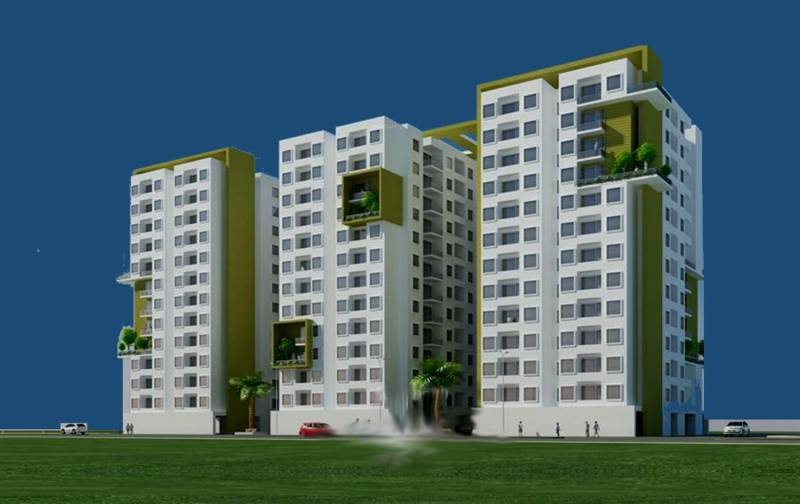 Images for Elevation of Mojika 4 Way Living