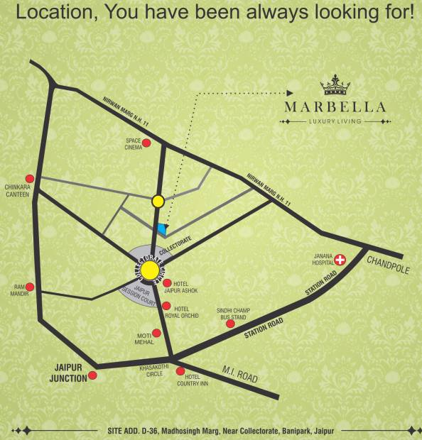 Images for Location Plan of Unique Marbella