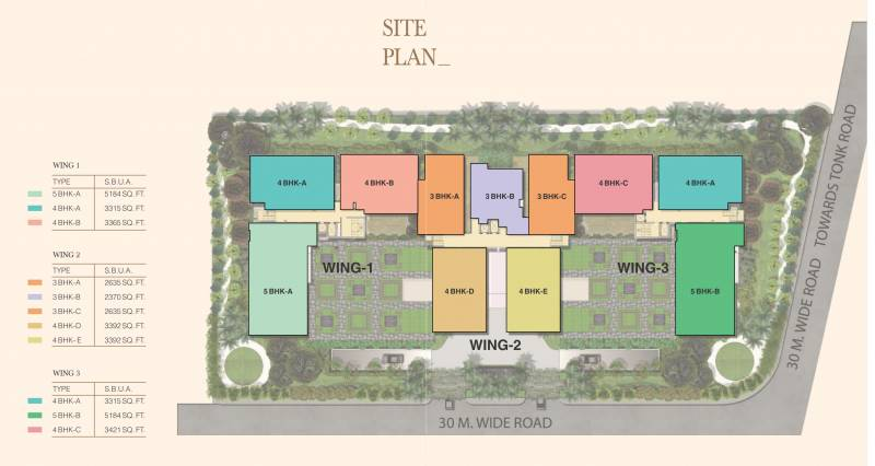 Images for Site Plan of FS The Crest