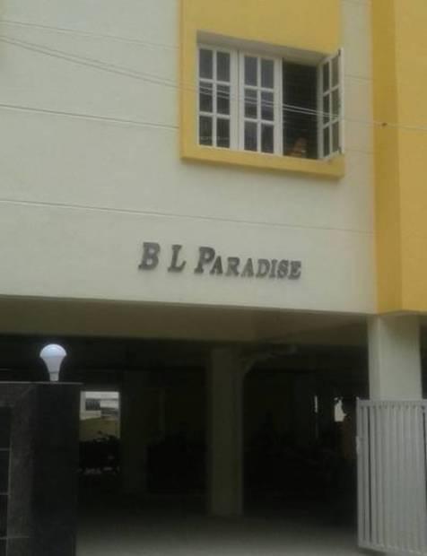 Images for Elevation of Bhagya Laxmi Paradise