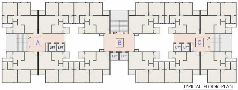 Images for Cluster Plan of Aashray Arise