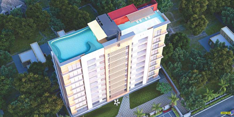 Images for Elevation of Upasna 5th Avenue