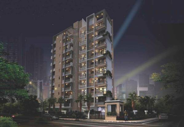 Images for Elevation of Upasna Casablanca