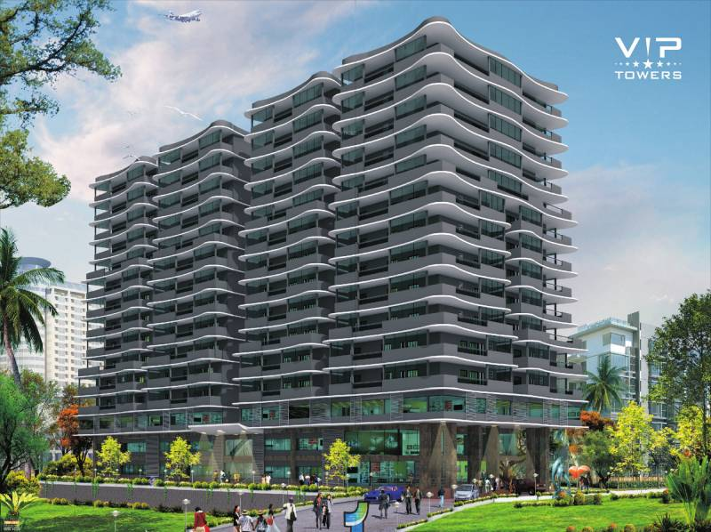 Images for Elevation of GCON VIP Towers