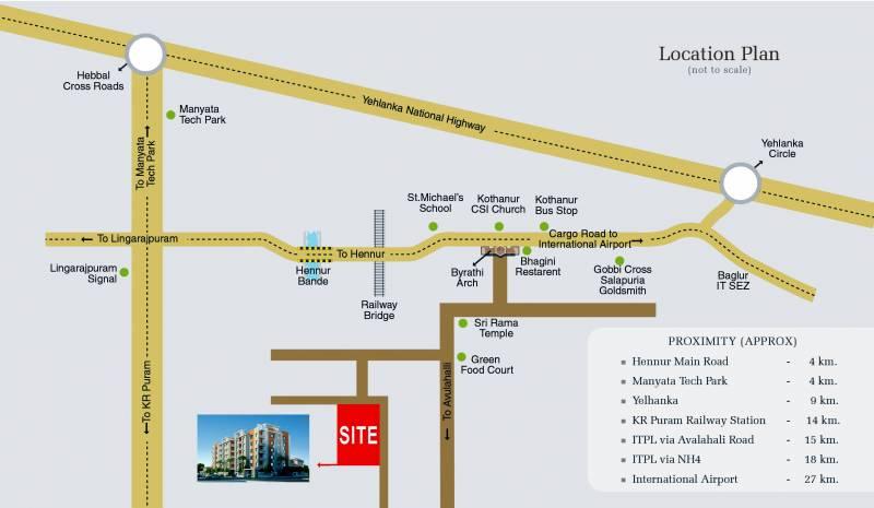 byrathi-residency Images for Location Plan of MDVR Byrathi Residency