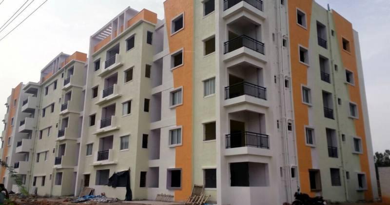 Images for Elevation of MDVR Byrathi Residency