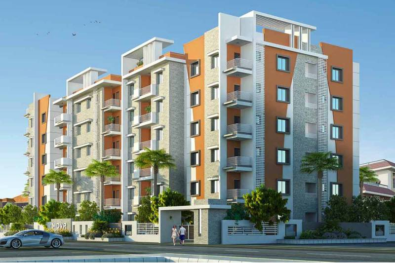 Images for Elevation of MDVR Byrathi Residency