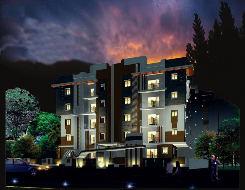 Images for Elevation of R S Developers Bangalore Green View