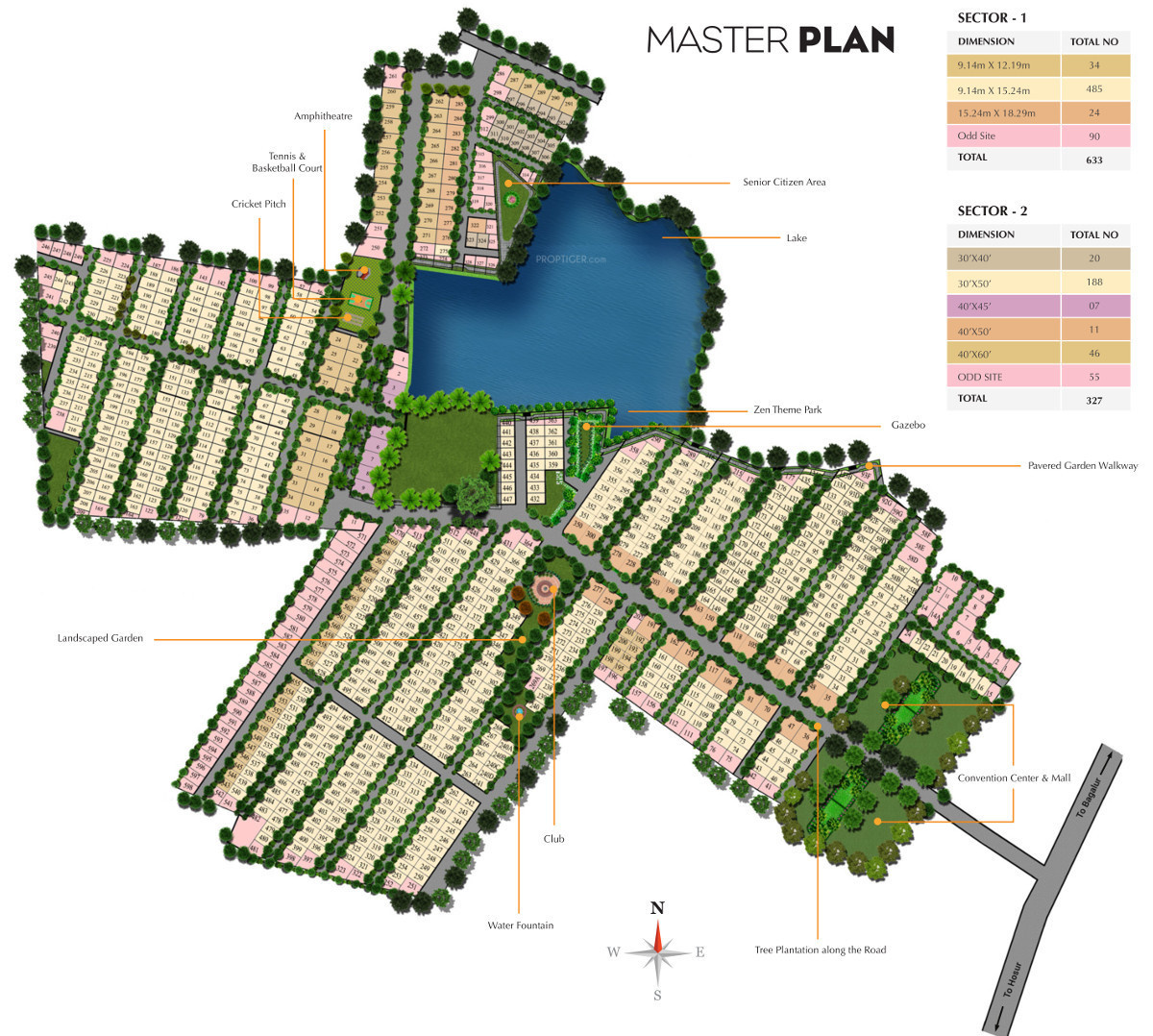 2000 sq ft plot for sale in himagiri group city hosur for 2000 sq ft gym layout