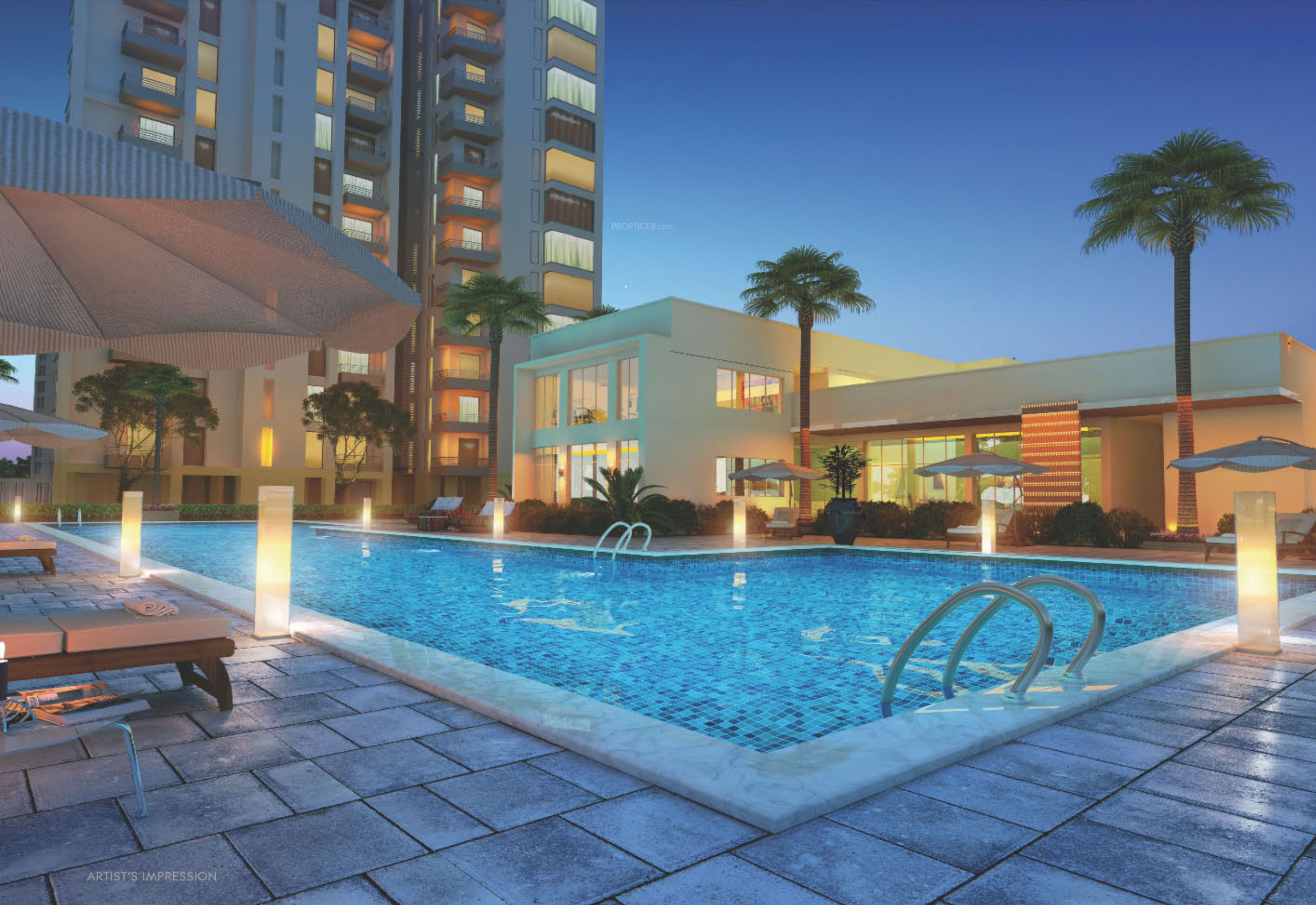 950 Sq Ft 1 Bhk 1t Apartment For Sale In Silverglades Melia First Citizen Sector 35 Gurgaon