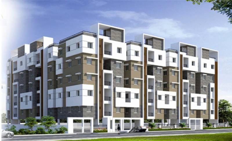Images for Elevation of Vishnuteja Gulmohar Residency