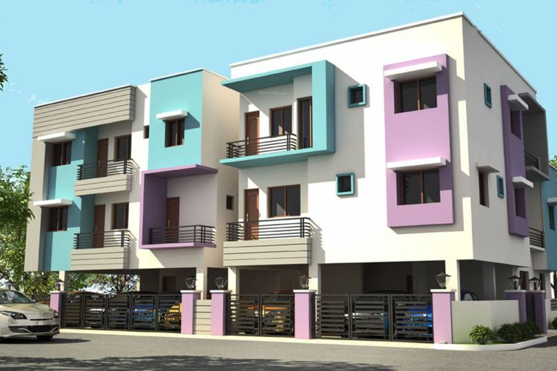 Images for Elevation of Sri Vigneshwara Homes Devaki Nagar