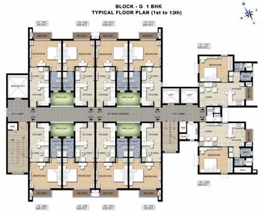 risington Images for Cluster Plan of Doshi Risington