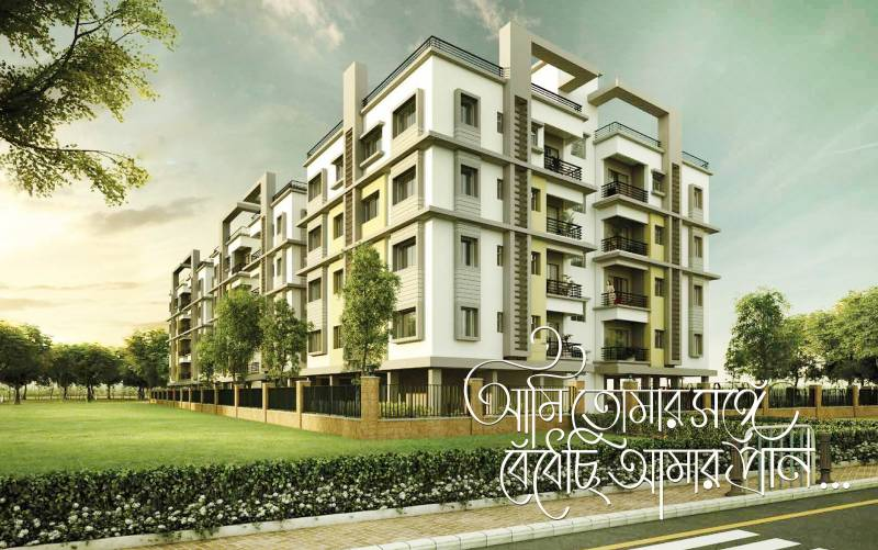 Images for Elevation of Aria Rabindra