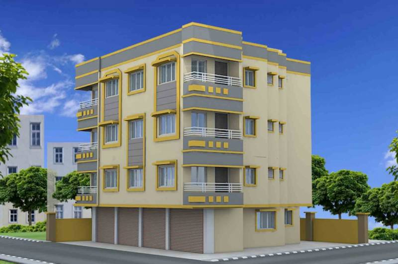 Images for Elevation of Jinia Madhabi Apartment