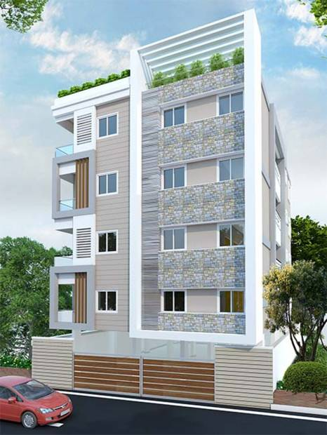 Images for Elevation of Surath Snow White Homes