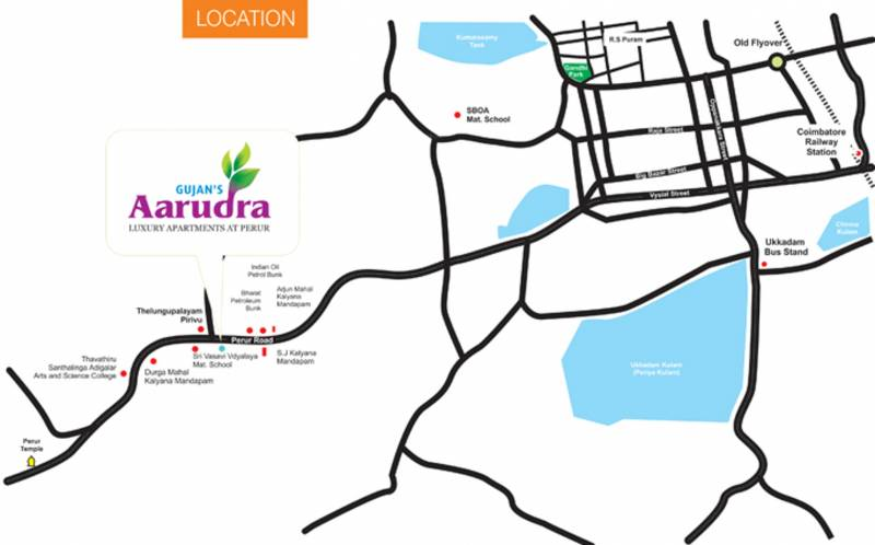 Images for Location Plan of Sri Aarudra