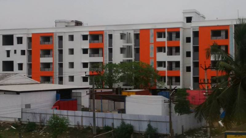 Images for Elevation of SSB Shri Shivasai Towers