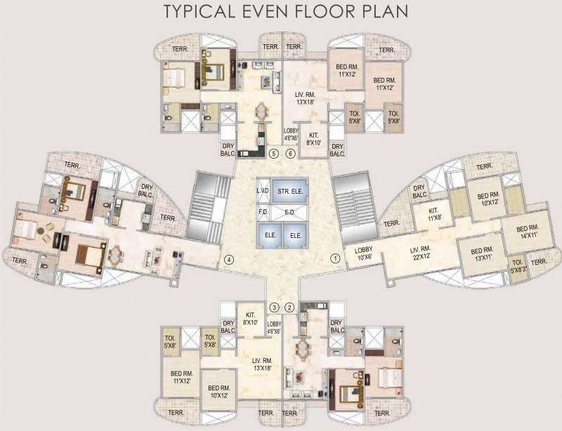 Images for Cluster Plan of Keystone Altura
