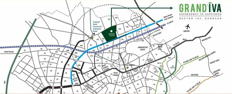 Images for Location Plan of Signature Grand Iva