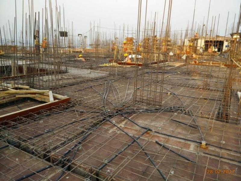 Images for Construction Status of TATA Rio De Goa