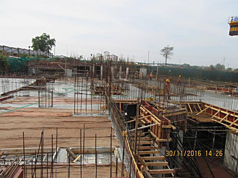 Images for Construction Status of TATA Rio De Goa