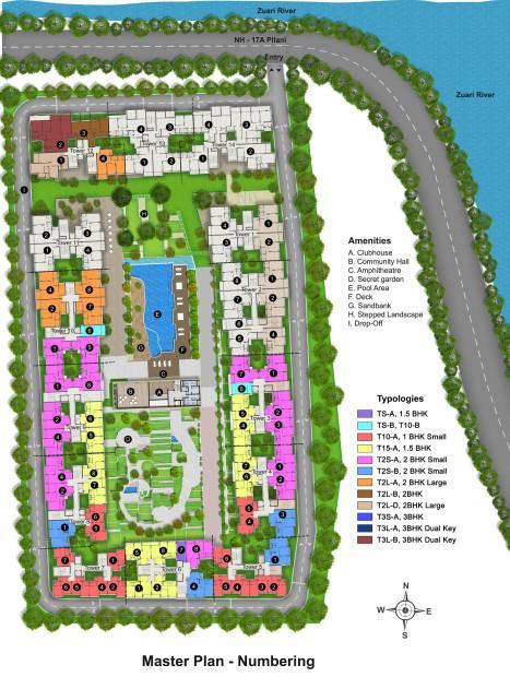 Images for Master Plan of TATA Rio De Goa