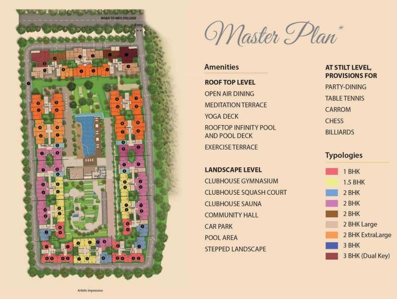 Images for Master Plan of TATA Rio De Goa