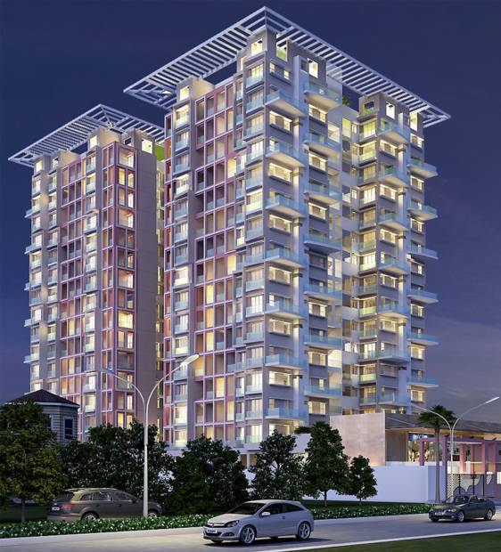 Images for Elevation of Chaphalkar Elina Living