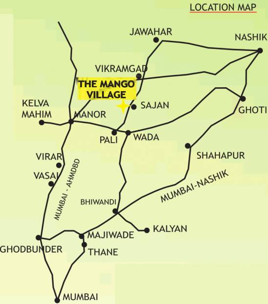 Images for Location Plan of Nirvana Mango Village