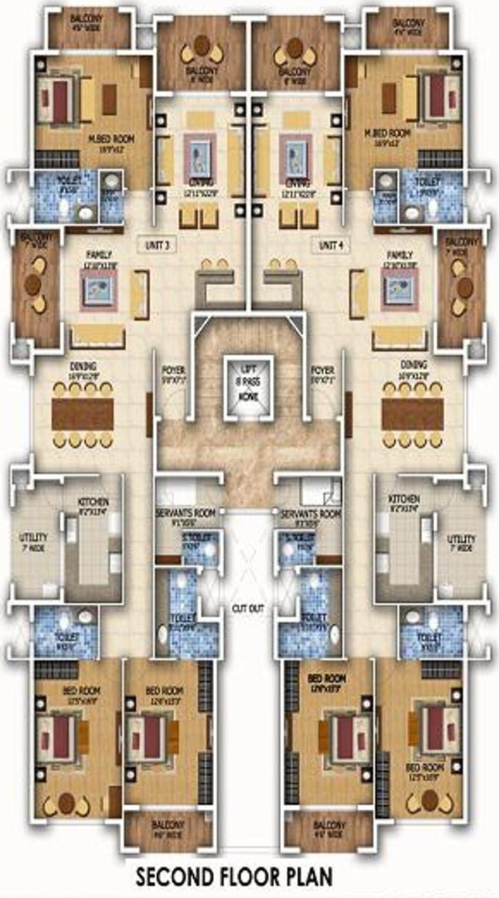 1795 sq ft 3 bhk 4t apartment for sale in elegant