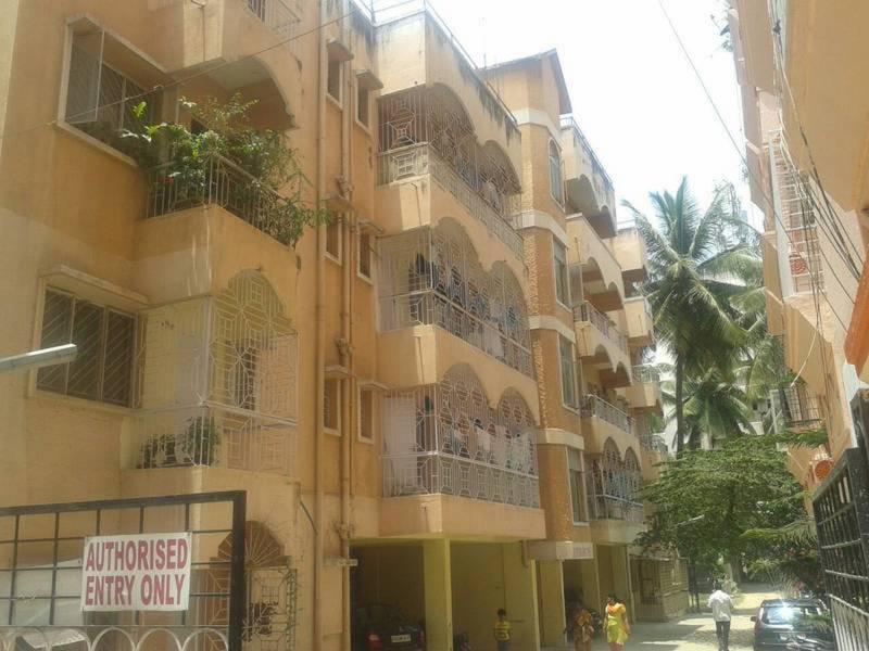 Images for Elevation of Reputed Builder Sreenivasa Enclave