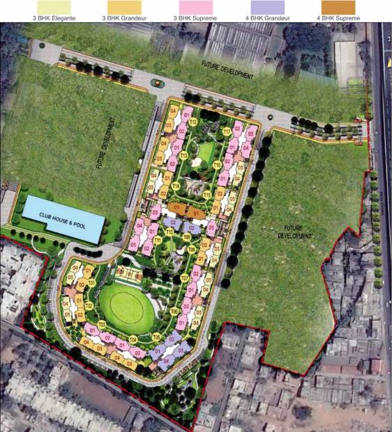 Images for Site Plan of L And T Raintree Boulevard