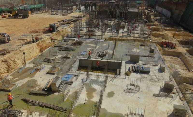 Images for Construction Status of L And T Raintree Boulevard