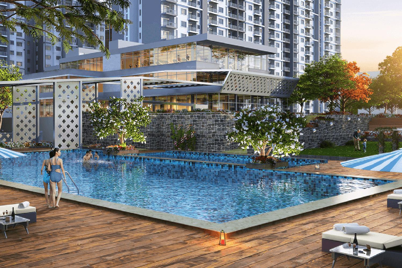 L t raintree boulevard in sahakar nagar bangalore price location map floor plan reviews for Swimming pool near sahakar nagar bangalore