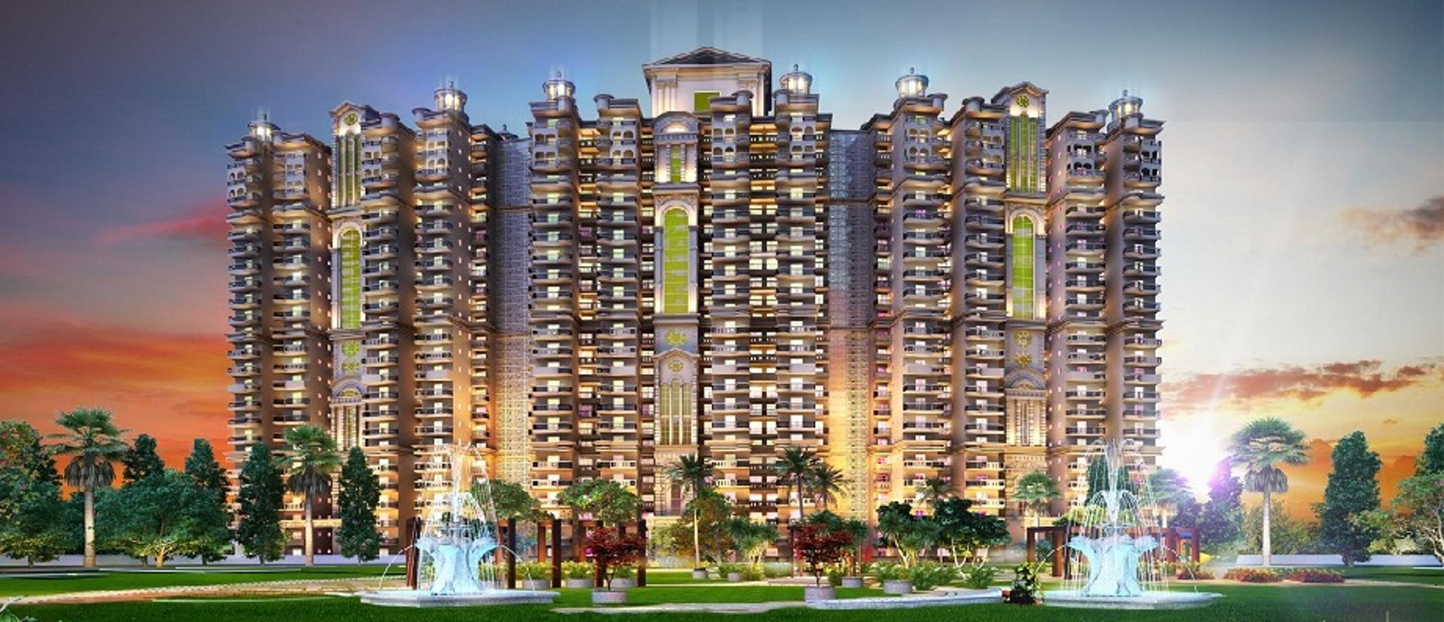 Rishita Manhattan In Gomti Nagar Extension Lucknow