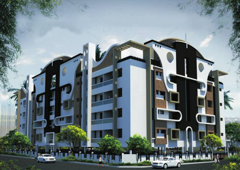 Images for Elevation of Sri Atreya Apartments