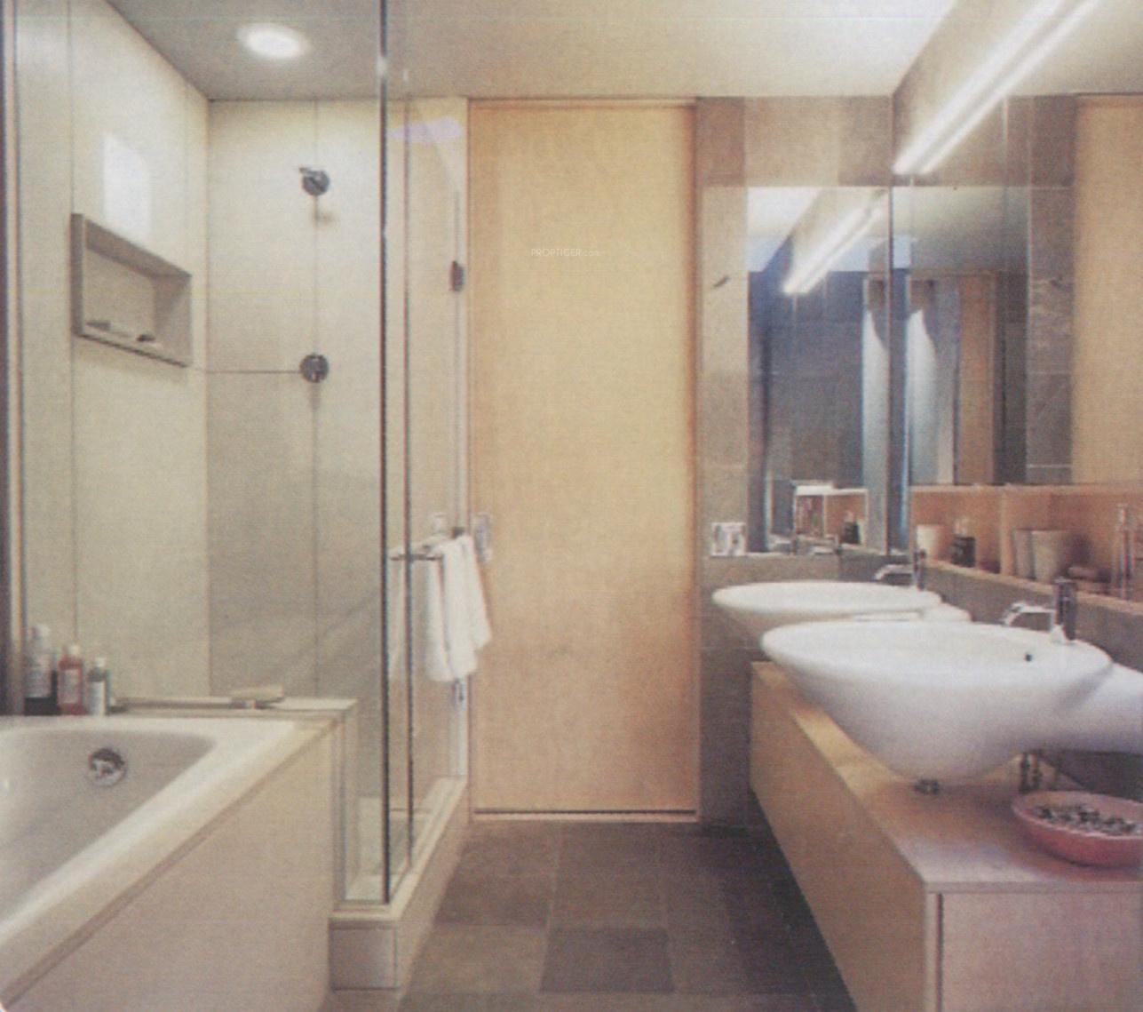 Дизайн ванной комнаты 97 серии