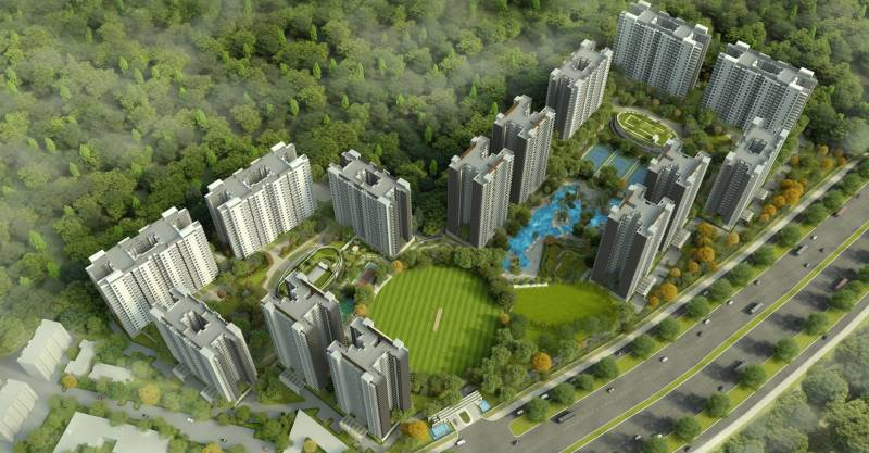Images for Elevation of Sobha City
