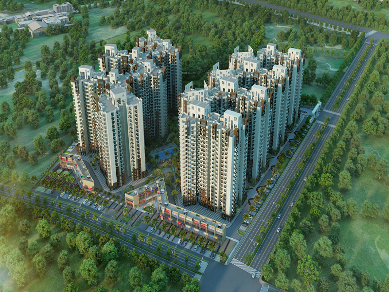 Shri Group Radha Aqua Garden in Sector 16 Noida Extension Noida