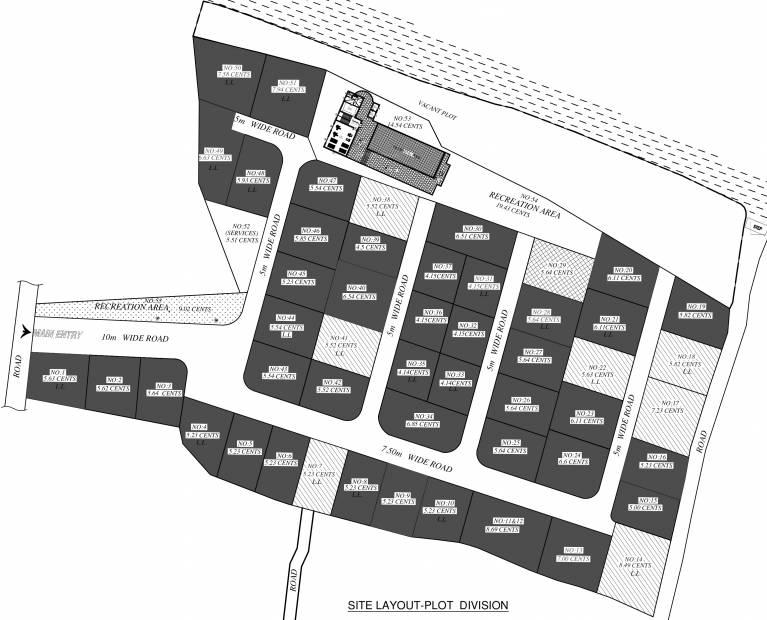 kasavu Images for Layout Plan of Asset Kasavu