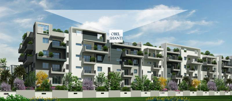 Images for Elevation of Obel Shanti