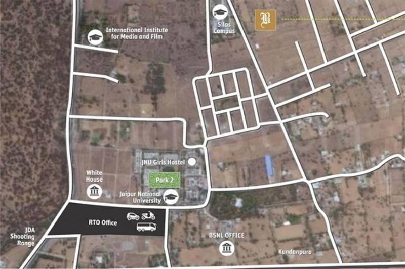 bellevista Images for Location Plan of Mahima Bellevista