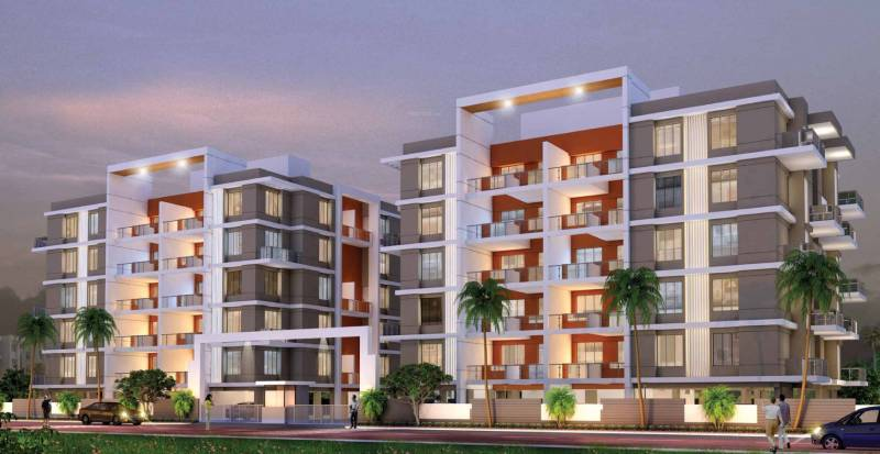Images for Elevation of Lunawat Bliss Avenue